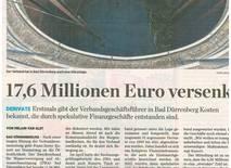 Derivate - Mitteldeutsche Zeitung 16.11.2018